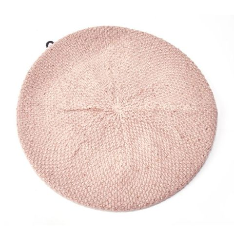 PINK SPARKLY BERET